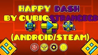 "getlinkyoutube.com-Geometry dash Texture pack ""Happy Dash"" (Android)"