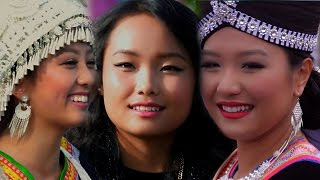getlinkyoutube.com-Hmong Fresno New Year 2015-2016-Nkauj Hmoob USA Zoo Cuag Nkauj Zaj