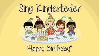 getlinkyoutube.com-Happy Birthday (Zum Geburtstag viel Glück) - Kinderlieder zum Mitsingen | Sing Kinderlieder