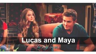 getlinkyoutube.com-Lucas And Maya ~ In My Veins