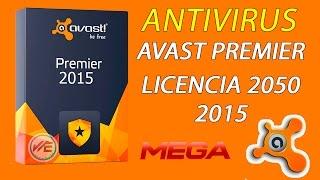 getlinkyoutube.com-AVAST PREMIER 10 FULL 100% HASTA 2050 (2015)