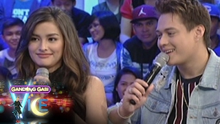 getlinkyoutube.com-GGV: Liza Soberano admits that she loves Enrique Gil