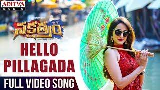 Hello Pillagada Full Video Song | Nakshatram Video Songs | Sundeep Kishan, Regina, Krishnavamsi