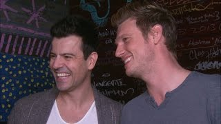 getlinkyoutube.com-The Best Marriage Advice That Jordan Knight Gave Nick Carter