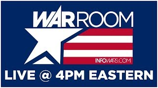 LIVE NEWS TODAY 📢 Alex Jones Show ► 12 NOON ET • Thursday 6/21/18 ► Infowars Stream