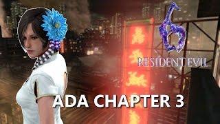 getlinkyoutube.com-Resident Evil 6 Ada Chapter 3: China