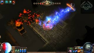 getlinkyoutube.com-Path of Exile PVP 80+,  EnergaPL vs Fire Witch