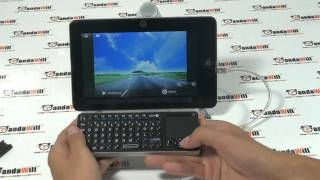 getlinkyoutube.com-Rii Mote i6 2nd 2.4GHz Wireless Keyboard + Universal Remote Control +MID