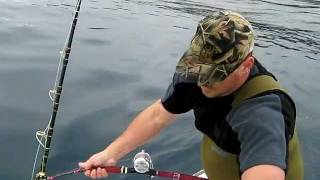 getlinkyoutube.com-30KG Kingfish jigging Synit DS100 Accurate BX500XN