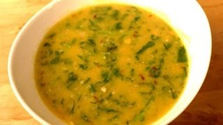 getlinkyoutube.com-Methi Dal (Fenugreek Dal)