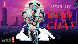 Phim Ca Nhạc CƯỚI CHẠY Parody   Trung Ruồi   Thái Dương   Linh Hương Trần