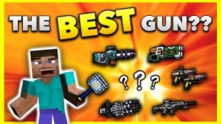 The BEST Gun In Pixel Gun 3D EVER!!