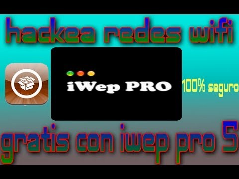 iwep pro 5 HACKEA REDES WIFI GRATIS IPHONE/IPOD/IPAD