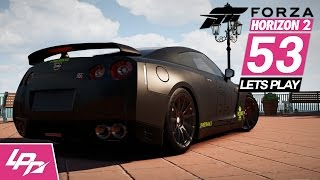 getlinkyoutube.com-FORZA HORIZON 2 Part 53 - JP Performance GT-R (FullHD) / Lets Play Forza Horizon 2