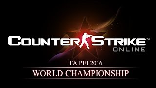getlinkyoutube.com-Taipei 2016 Counter-Strike Online World Championship