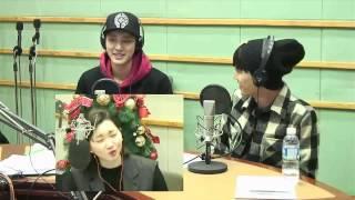 getlinkyoutube.com-[Eng Sub Full] 140110 Jang Yoonju's Rooftop EXO Kai & Chanyeol