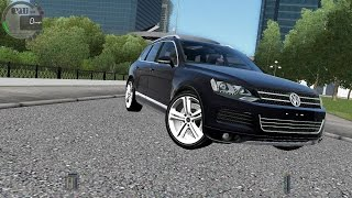 City Car Driving 1.5.3 VW Touareg 2014 V8 TDI [G27]