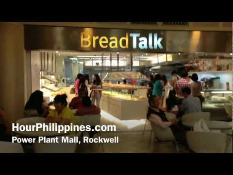 Bread Talk Power Plant Mall Rockwell Philippines by HourPhilippines.com
