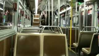 getlinkyoutube.com-San Francisco MUNI 2002 Skoda ETI 14TrSF - 5527
