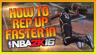 getlinkyoutube.com-NBA 2K16 - HOW TO REP UP FASTER IN MY PARK /EARN VC QUICKER/ BEST POSITION TO PLAY!