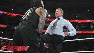 getlinkyoutube.com-Mr. McMahon decides Roman Reigns' fate: Raw, December 14, 2015