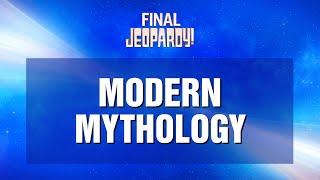 getlinkyoutube.com-Jeopardy! Presents: MODERN MYTHOLOGY
