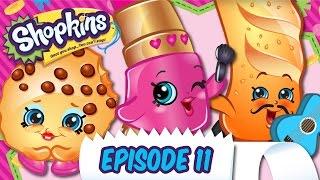 "Shopkins Cartoon - Episode 11, ""Lovers Day"""