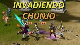 getlinkyoutube.com-Metin2 Guabina - INVADIENDO CHUNJO - SnakeFlame
