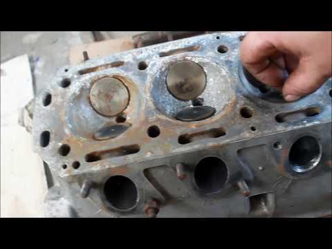 Дефектовка двигателя (Альфа GTV 2,0)