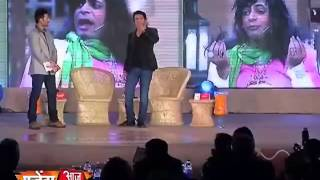 getlinkyoutube.com-Agenda Aajtak 2013: Sunil Grover aka Gutthi shared his life on Aagenda Aajtak