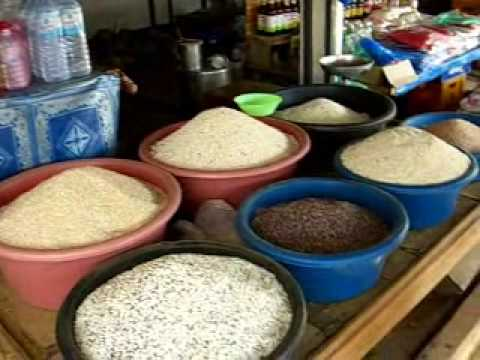 Luang Prabang Market: Sights and Sounds