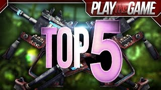 getlinkyoutube.com-Borderlands 2 | Top 5 WTF Guns!