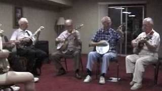 "getlinkyoutube.com-Banjo Music ""It's A Sin To Tell A Lie"" Jim Robinson, banjo"
