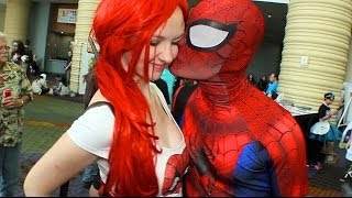 getlinkyoutube.com-I am MegaCon 2014 - Costumes, Cosplay, and Zombies in Orlando