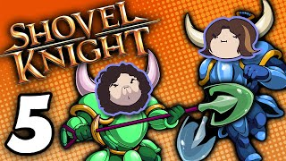 getlinkyoutube.com-Shovel Knight Co-Op: Strike the Earth! - PART 5 - Game Grumps