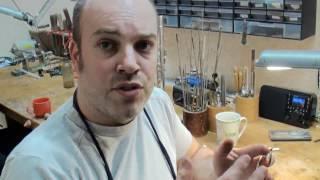 getlinkyoutube.com-Verbogene Mechanik richten by Saxwelt-Video