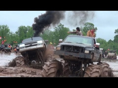 BALLIN ON A BUDGET INVADES MUDFEST 2012!!