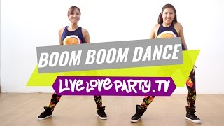 getlinkyoutube.com-Boom Boom Dance | Zumba® Fitness with Van and Kristie | Live Love Party