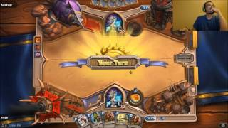 getlinkyoutube.com-Kripp's First Time Playing Hearthstone Part 1 of 2