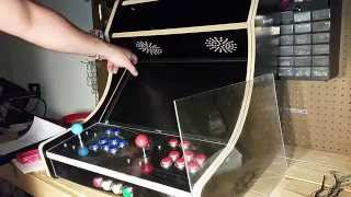 getlinkyoutube.com-GameRoomSolutions com Bartop Arcade Deluxe Assembly
