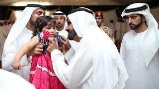 getlinkyoutube.com-محمد بن راشد يقدم واجب العزاء لأسر الشهداء في إمارة رأس الخيمة