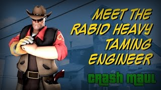 getlinkyoutube.com-Meet the Rabid Heavy Taming Engineer