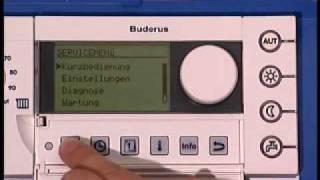 Buderus fehlercode 2l
