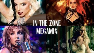 getlinkyoutube.com-Britney Spears: In The Zone Album Megamix