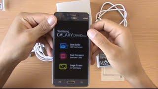 getlinkyoutube.com-Samsung Galaxy Grand Prime - Desempaque