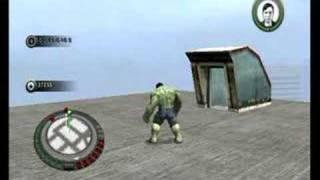 The Incredible Hulk Movie Game Walkthrough Part 5 (Wii)