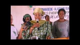 Politique / région du Gbêke: les militants du PDCI manifestent leur adhésion à l'appel de Daoukro
