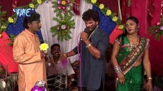 getlinkyoutube.com-Jija E Kawan होली खेलवनी - Holi Me Ke Kholi | Khesari Lal Yadav | Bhojpuri Hot Songs 2015 HD