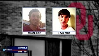 getlinkyoutube.com-Protestors target Dallas home of man identified in racist OU frat video