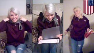 getlinkyoutube.com-شاب يصور فيديو لحبيبته بمناسبة عيد الحب ويفضح خيانتها له